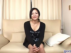 Japanese wife Makiko tube porn video