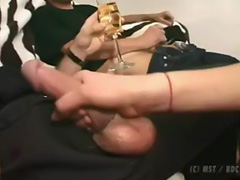 A hot beurette makes sex tube porn video