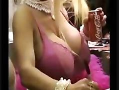 Tons Of Cock Bursting Babes With Monster Boobs At The 1999 AVN Awards tube porn video