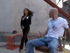 Best Outdoor Sex Featuring Gorgeous Jenna Presley tube porn video