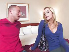 Beautiful Blonde Pornstar With Huge Ass Alexis Texas Riding a Cock tube porn video