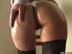 Big Cock Drilling Shy Love's Perfect Ass in Anal Sex tube porn video