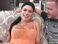 Rachel Starr Takin' A Dildo and A Dick tube porn video
