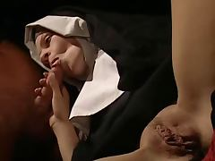 nuns anal fun tube porn video