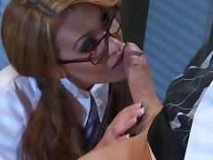 Asian schoolgirl Jayden Lee school sex tube porn video
