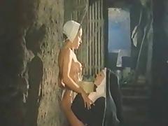 Vintage Lez Nuns Innerworld tube porn video