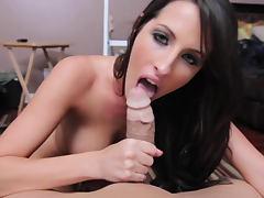 Kortney Kane POV sex with a big cock tube porn video