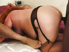 Fat slut threesome satisfaction fucking tube porn video