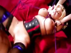 Shyla Stylez and Tommy Gunn Bondage tube porn video