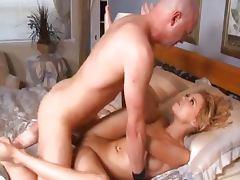 Nicole Ray yellow dress tube porn video