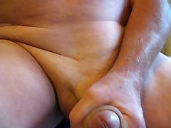 65 Yr old Grandpa cumming tube porn video