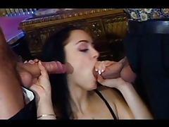 Sharing hot Mafia bitch tube porn video