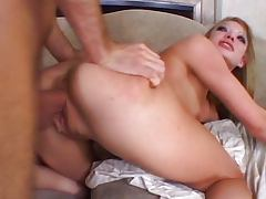 Maya Hills takes a ride on the beef bus tube porn video