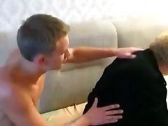 Russian Granny Grandson tube porn video