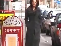 Aya Nielsen Fuck in the Bar tube porn video
