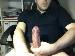 Monster Cock is cumming  tube porn video