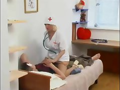Sultry russian mature nurseBy tube porn video