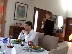 Cheating french wife and husband's co workers Orphea Belle tube porn video