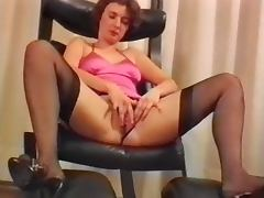 Huge dildo for amateur austrian girl tube porn video