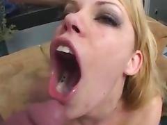 Gia Paloma swallow expert tube porn video