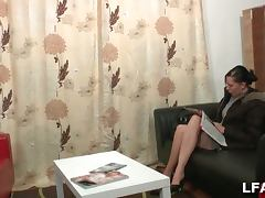 Amateur babe for an old man in france tube porn video