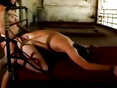 Sativa rose peggs her slave as his punishment tube porn video