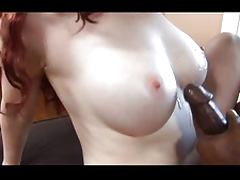 Cougar longs for black dick tube porn video