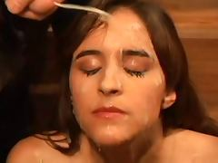 Z44B 717 50 Facials More or Less tube porn video
