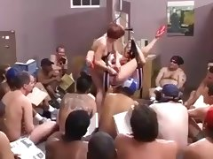 2 girls and 50 guys facial cumswap swallow tube porn video