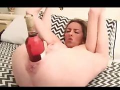 Bottle videos. Check out as the bottle can be utilized to please the fantastic lust of a slut