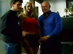 MILF gangbanged hardfuck tube porn video