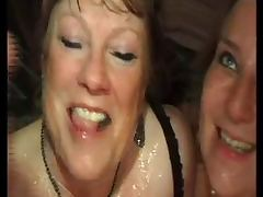 FRENCH MATURE n49b anal bbw mom in interracial party sex tube porn video