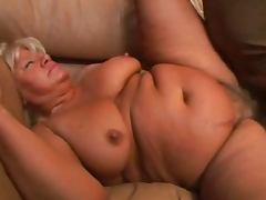 Brenda Grace is a fat granny that loves getting her pussy stuffed tube porn video