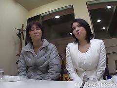 Slutty Marika Tsutsui rides a dick like a pro slut tube porn video