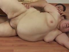 Fat granny nailed hard tube porn video