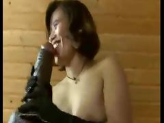Asian Huge Pussy tube porn video
