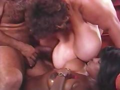 Ebony Ayes And Ron Jeremy tube porn video