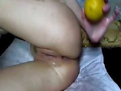 Rus Homemade DOUBLE Anal FISTING Private 04  tube porn video
