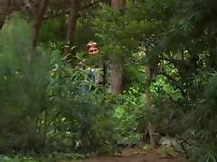 Nikolette spying on sex in the woods tube porn video