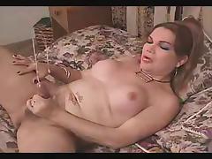 Big Shemale Cumshot Classic tube porn video