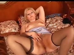 Russian Mature Masturbates My Lovely Mommies 28 tube porn video