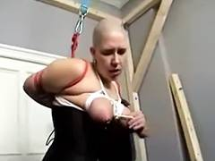 what a way to treat a bondman two of two tube porn video