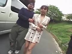 Shizuka Aizawa Exhibition Cum Walk two tube porn video