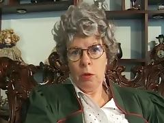 German Grandma Needs A Daily Dose Of Cum tube porn video