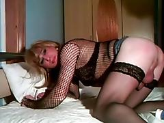 Horny CD Loving Dildo And Big Cock tube porn video