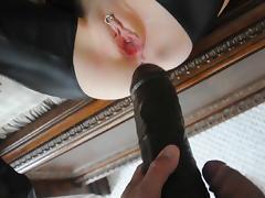 large dildo tube porn video