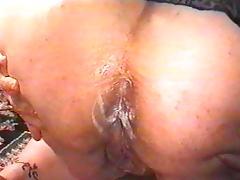 BBW Katrina anal tube porn video