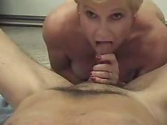 Granny Blonde YPP tube porn video