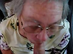 German Granny Cumshot 3 tube porn video