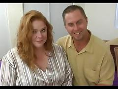 Big Titted BBW Redhead Roze Gets Her Fat Quim Fucked tube porn video